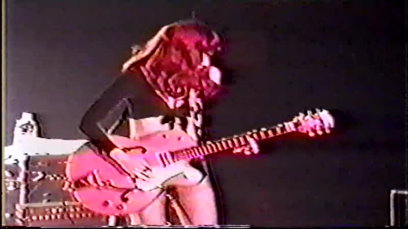 The Cramps — Creature From The Black Leather Lagoon