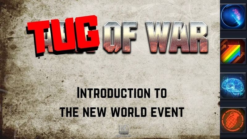 AOW: Tug of War GB Introduction