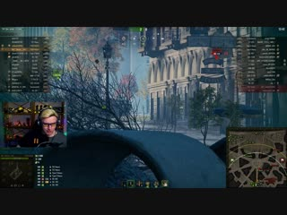 [EviL GrannY | World of Tanks] УРА! ТЕСТИРУЕМ T95/FV4201 Chieftain