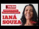 Tição Programa de Preto nº29 A Mulher Negra na Literatura com Ianá Souza