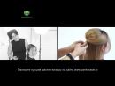 Вечерняя прическа на длинные волосы. парикмахер тв hairdresser tv