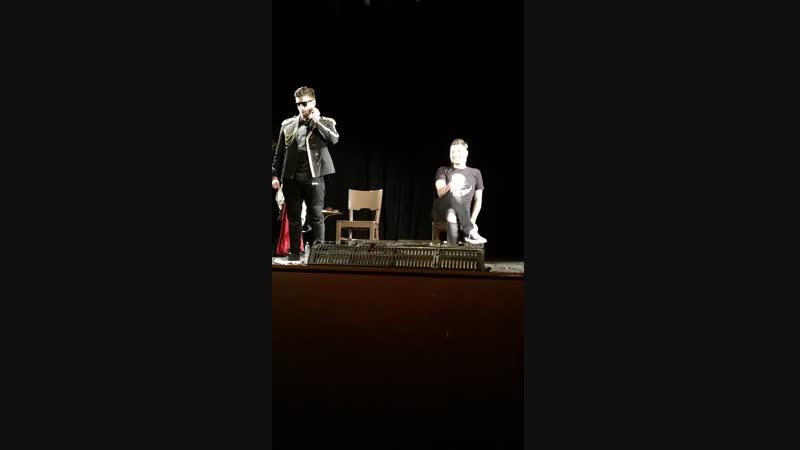 Чехов и Кукота спектакль Весь Шекспир
