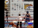 Попов Илья 64кг WOW TKO Европа, Юниоры, Финал 25.04.2018