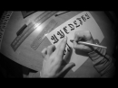Calligraphy Fraktur Alphabet Letters I-P Tutorial - Calligrafia Calligraffiti HD - 2 Part