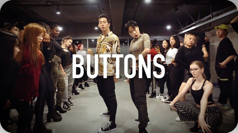 Buttons - The Pussycat Dolls ft. Snoop Dogg / Hyojin X Gosh Choreography