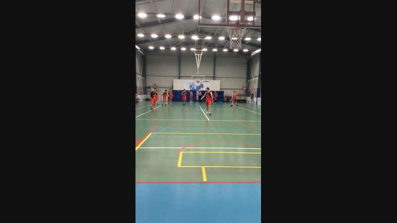 КЭС-баскет Умба- Полярные Зори (2) юноши