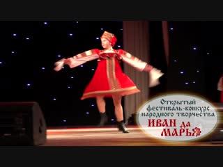 01-02.10.18г. Фестиваль-конкурс народного творчества