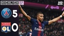 Mbappe 4 Goals In 13 Min | ΡЅG 5 - 0 LYON | All Gоals Extеndеd Hіghlіghts 2018/10/08