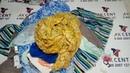 Платки Headscarfs New Summer сток 288029