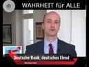Nicolaus Fest Deutsche Bank deutsches Elend