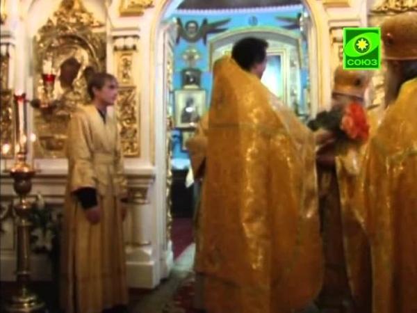 Престольное торжество в Никольском соборе Казани