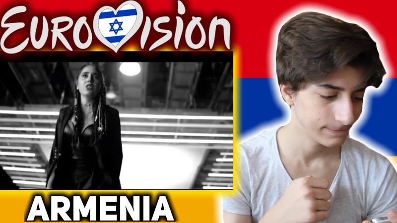 Եվրատեսիլ 2019 Հայաստան 🇦🇲 ESC 2019 Armenia 🇦🇲 Srbuk Walking out Reaction