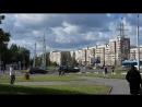 В Витебске заметно усилился ветер