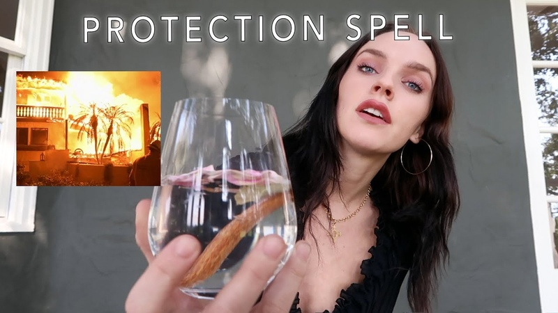 PROTECT LOVED ONES FROM HARM SPELL (EASY/NO MATERIALS)