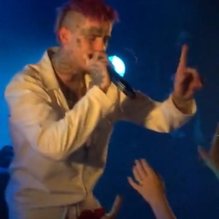 """☆ BEAMER BOY ☆ on Instagram """"I haven't posted a video of Peep performing Brightside in the longest so here you go (plus y'all voted for it)!🖤"""""""