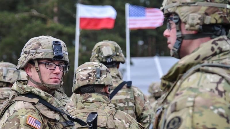 НОВОСТИ от ANNA NEWS на 10-00 19 сентября 2018 года || США планируют создать военную базу в Польше