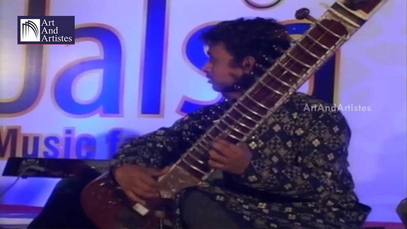 Yaad Piya Ki Aaye Ranjeet Rajwada LIVE Hindustani Classical Idea Jalsa Art and Artistes