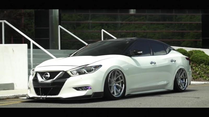 2016 Nissan Maxima | Ferrada Wheels FR2 | Perfect Stance