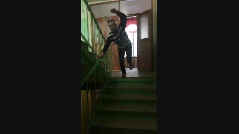 Прыжковая лестница