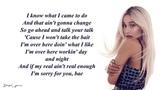 Focus - Ariana Grande (Lyrics)