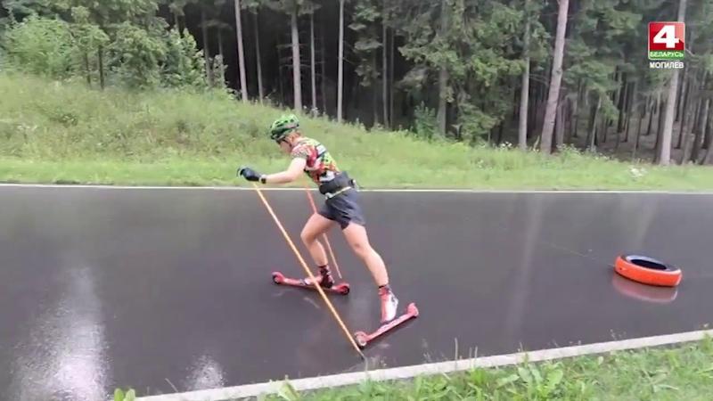 Белорусский лыжный спорт: правда от лыжницы Валентины Каминской [БЕЛАРУСЬ 4| Могилев]