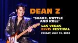 Dean Z In Las Vegas - 2018 Las Vegas Elvis Festival