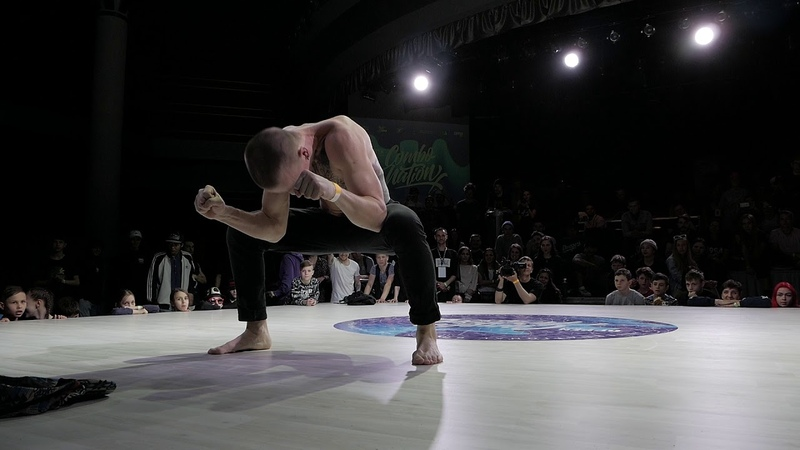 Judge DEMO - KAF - COMBONATION X - KAZAN - 29.04.18 - bboy bgirl breakdance