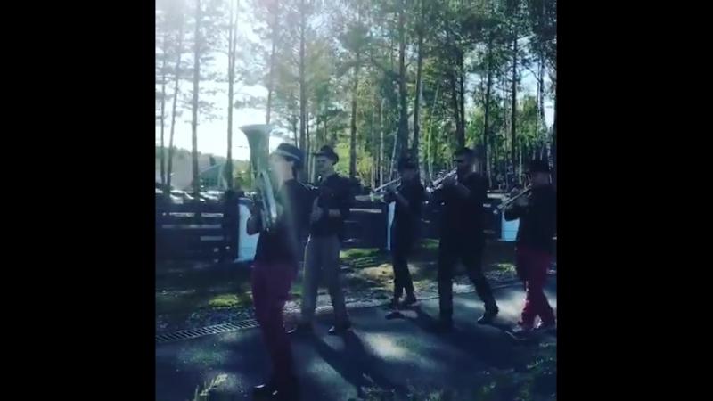 Bubamara Brass Band на Усадьбе Jazz в Доброграде!