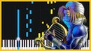 Prelude of Light - The Legend of Zelda: Ocarina of Time [Piano Tutorial] Power A-Rangers