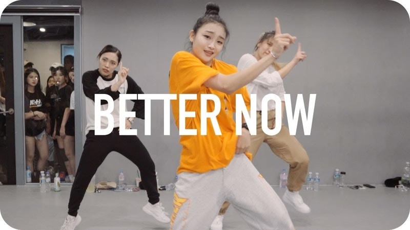 Better Now - Post Malone Yoojung Lee Choreography