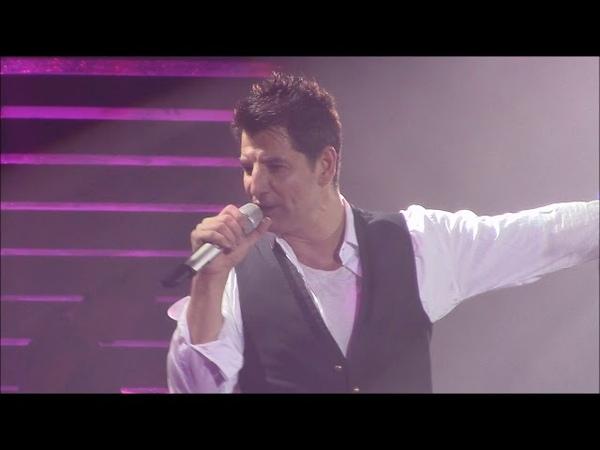 Sakis Rouvas SE THELO SAN TRELOS Estate Athens Live 15 12 17