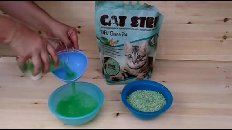Обзор CAT STEP Tofu