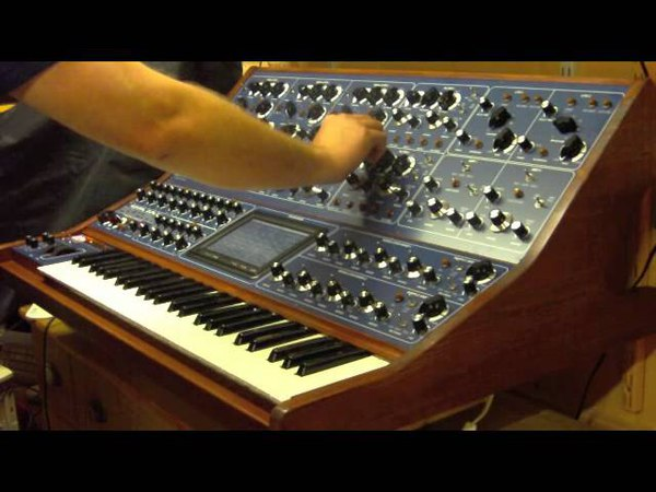 Synth-Project presents: The Poly-Ana Controller Flagship