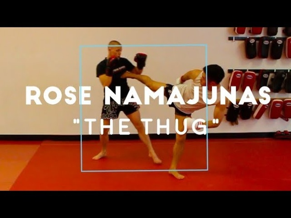 6 TACTICS used by Rose Namajunas