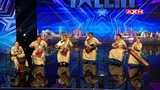 Khusugtun Takes Listeners To Mongolia Asias Got Talent 2015 Ep 2