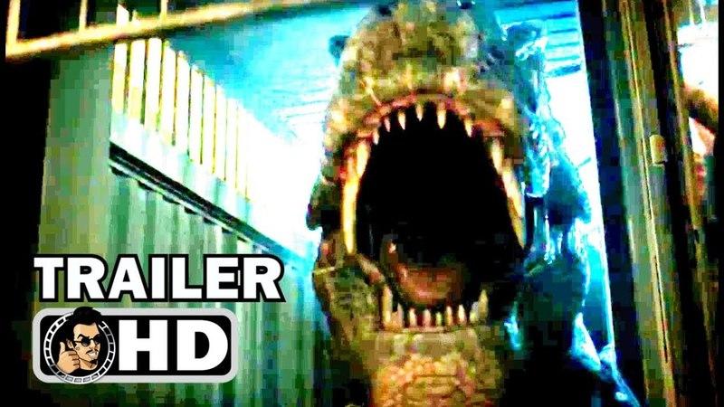 JURASSIC WORLD 2 Dinosaur Escape TV Spot Trailer (2018) Chris Pratt Sci-Fi Dinosaurs Movie HD