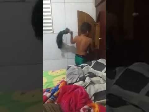 Garoto Bravo E Chorando Após Palmeiras Ser Eliminado Em Casa Pelo Boca Jr Pela Libertadores 2018