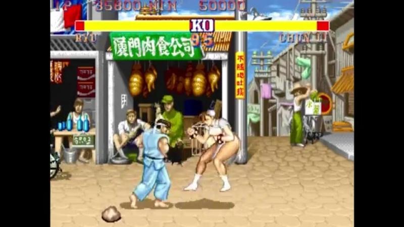 Альманах жанра файтинг - Выпуск 14 - Street Fighter II Champion Edition Hyper