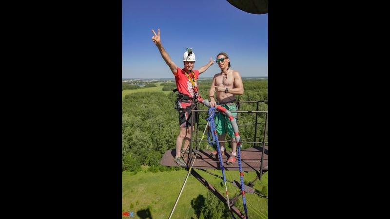 Alexander J AT53 ProX Rope Jumping Chelyabinsk 2018 1 jump