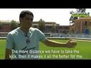 Riquelme free kick teaching uefa
