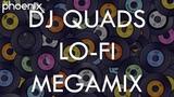DJ Quads Lo-Fi Megamix - Oldies Lo-Fi Hip Hop Mix