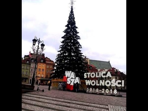 Варшава, Рождество По-польски / Boże Narodzenie, Warszawa, Polska / Christmas, Warsaw, Poland