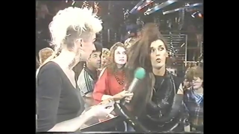 PETE BURNS DEAD OR ALIVE INTERVIEW WITH MURIEL GRAY