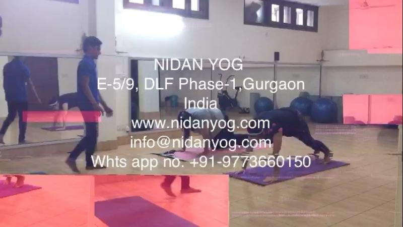 Nidan yog