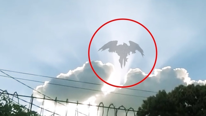 Ангелы случайно попавшие на камеру 2