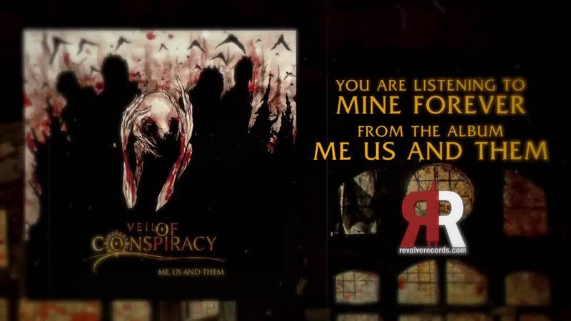 VEIL OF CONSPIRACY - Mine Forever (Official Lyric Video)
