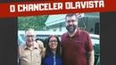 DENÚNCIA CHANCELER OLAVISTA PODE DESTRUIR A DIPLOMACIA BRASILEIRA │ OLAVO DE CARVALHO
