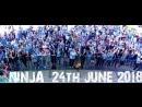 Группа Ninja. Донецк. Парк Щербакова. 24 июня 2018. День молодежи