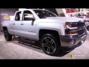 2018 Chevrolet Silverado LT - Exterior and Interior Walkaround - 2018 New York Auto Show