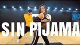 SIN PIJAMA - Becky G - Natti Natasha - Coreografia Matias Orellana &amp Xiomara Herrera